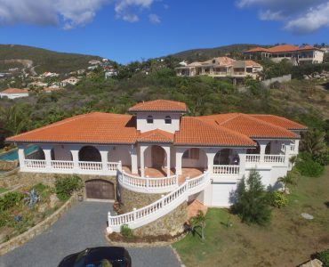 Beachfront Villa Rental St Maarten